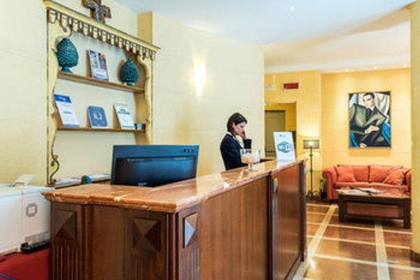 Hotel Vecchio Borgo - 16