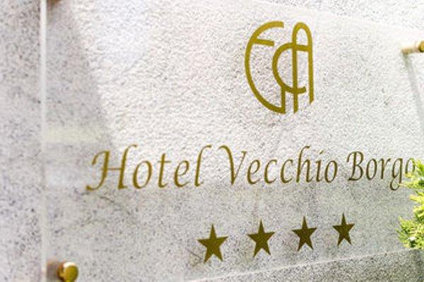 Hotel Vecchio Borgo - 20