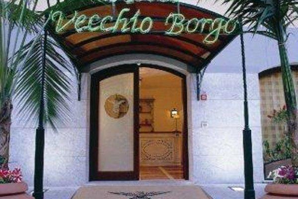 Hotel Vecchio Borgo - 22