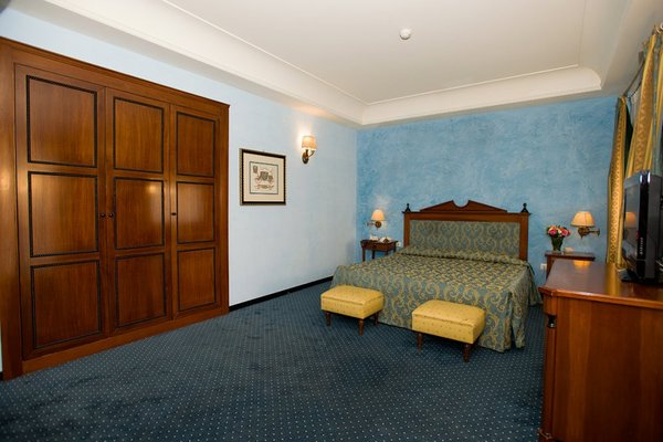 Hotel Federico II Central Palace - фото 3