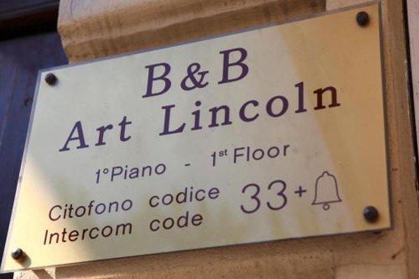Мини-Отель Art Lincoln - фото 7