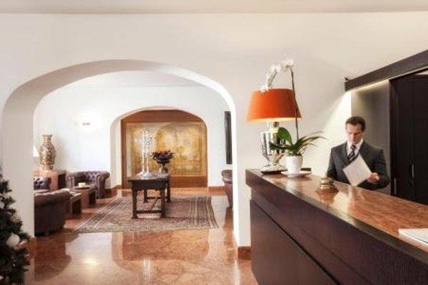 Hotel Palazzo Brunaccini - фото 13