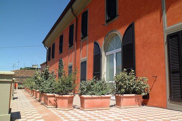 Residence Corte della Vittoria - фото 21
