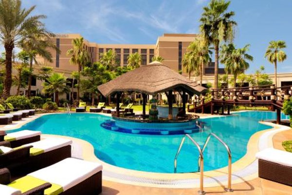 Le Meridien Dubai Hotel & Conference Centre - фото 37