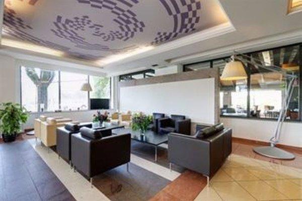 CDH Hotel Villa Ducale (ex. Hotel Villa Ducalе) - фото 14