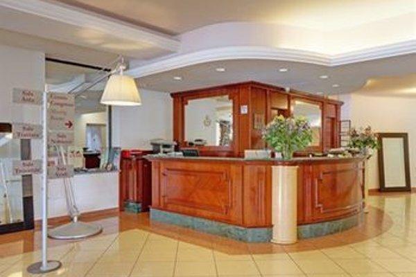 CDH Hotel Villa Ducale (ex. Hotel Villa Ducalе) - фото 15