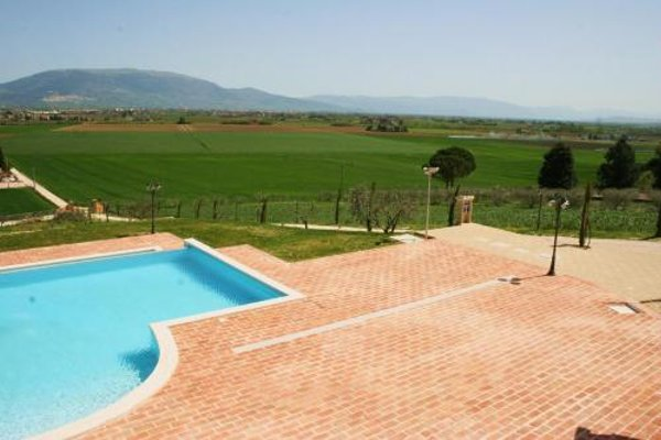 Tramonto Su Assisi - Country House - 18