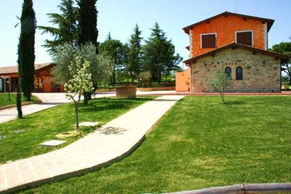 Tramonto Su Assisi - Country House - 22