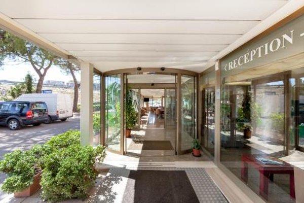 Hotel Tevere Perugia - фото 18