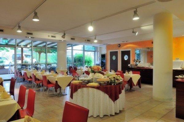 Hotel La Meridiana - фото 9