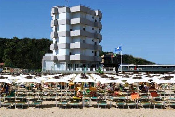 Hotel Baltic - фото 14