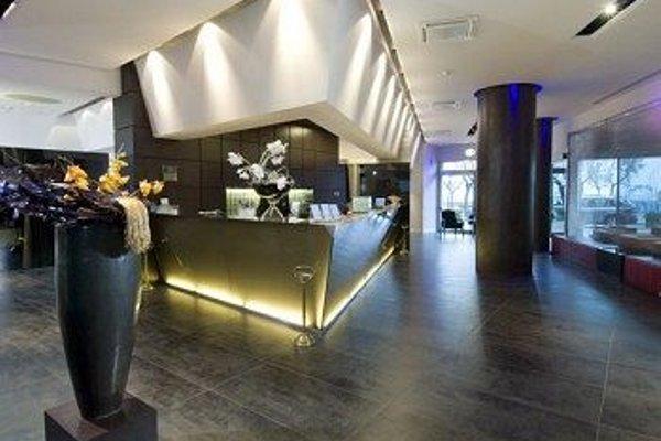 Cruiser Congress Hotel Pesaro - 11