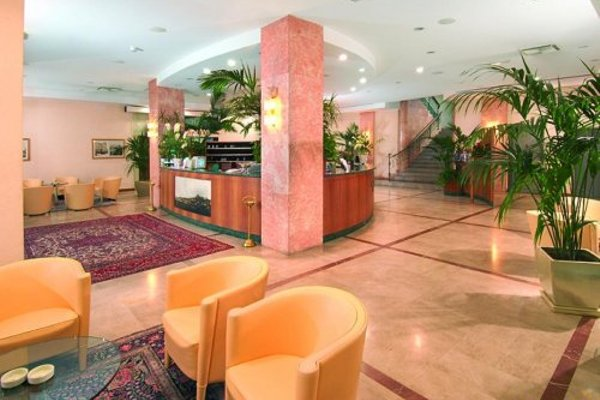 Cruiser Congress Hotel Pesaro - 8