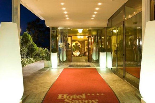 Hotel Savoy - фото 12