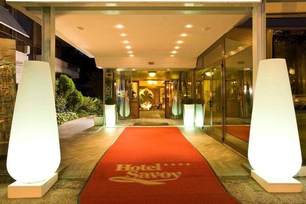 Hotel Savoy - фото 13