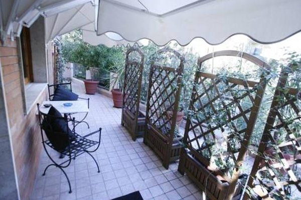 Gardenia Hotel - фото 21