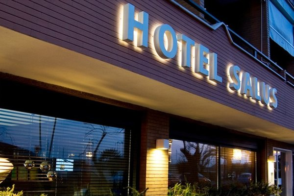 Hotel Salus - фото 21