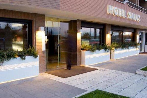 Hotel Salus - фото 23