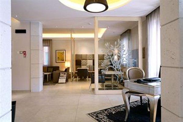 Hotel Garden - фото 11