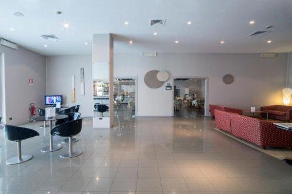 Idea Hotel Piacenza - фото 15