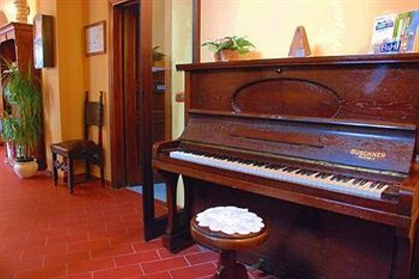 Airone Pisa Park Hotel - фото 14