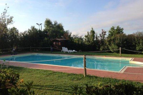 Airone Pisa Park Hotel - фото 17