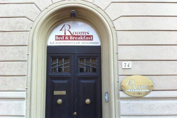 B&B 4 Rooms - фото 18