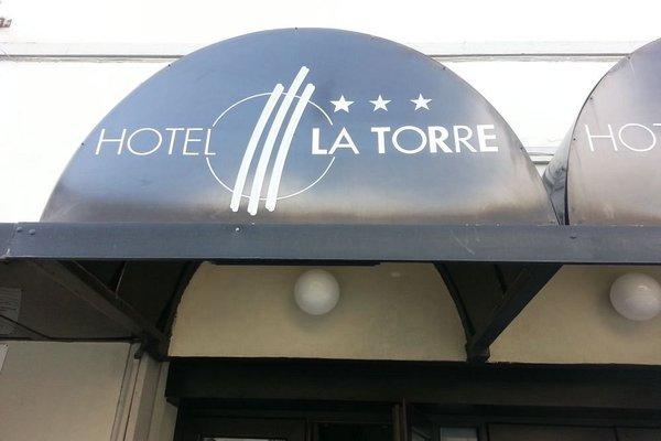 Hotel La Torre - дополнительное здание - фото 22