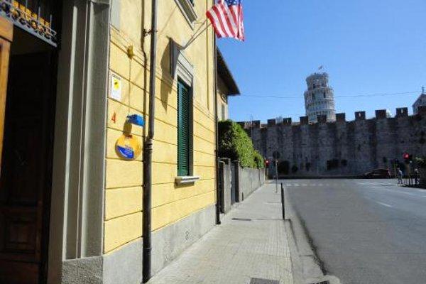Hostel Pisa Tower - фото 23