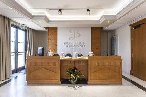 Grand Hotel Bonanno - фото 16