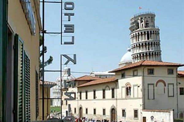 Hotel Villa Kinzica - фото 19