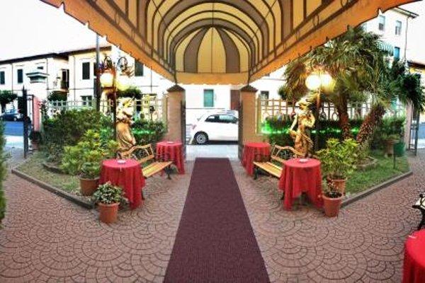 Hotel Villa Primavera - фото 5