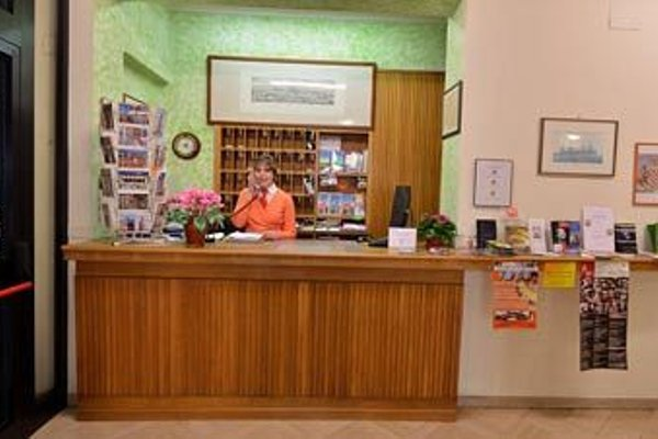 Leon Bianco Hotel - фото 12