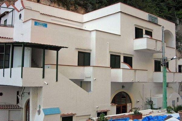 Hotel La Conchiglia - фото 20
