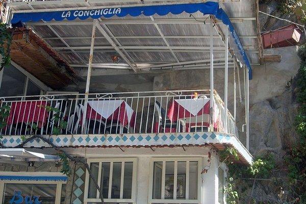 Hotel La Conchiglia - фото 22