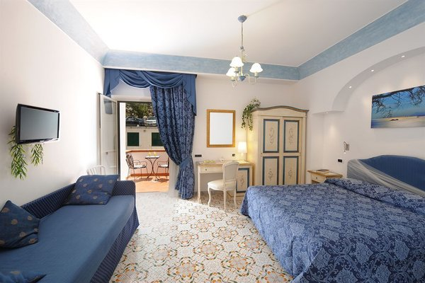 Hotel La Conchiglia - фото 5