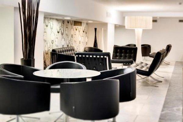 Mediterraneo Palace Hotel - фото 4
