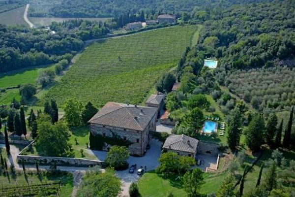 Agriturismo Villa Buoninsegna - фото 50