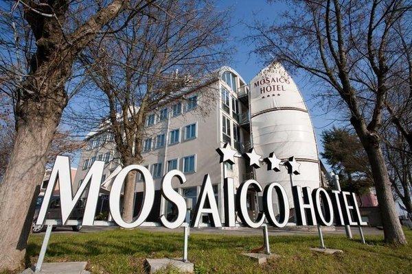 Hotel Mosaico - фото 19