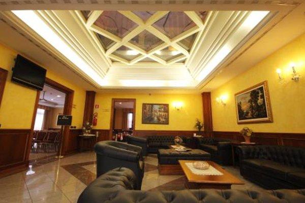 Tricolore Hotel - фото 8