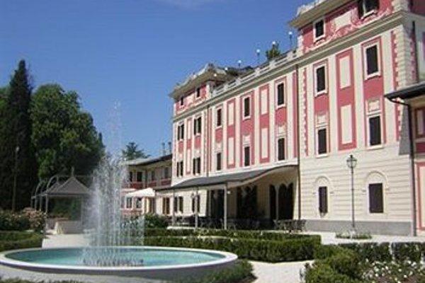 Park Hotel Villa Potenziani - фото 17