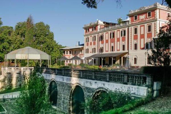 Park Hotel Villa Potenziani - фото 21