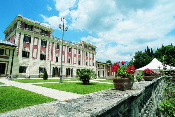 Park Hotel Villa Potenziani - фото 22