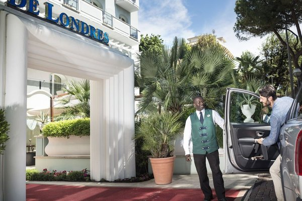 Hotel De Londres - фото 20