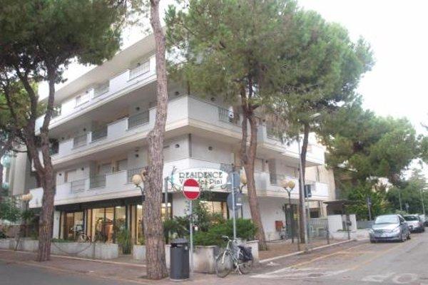 Residence Villa Dei Pini - фото 17