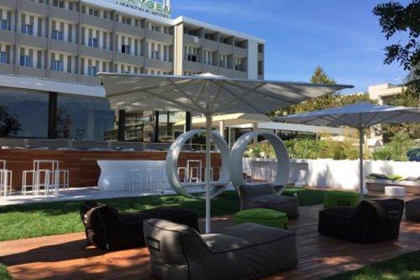 Oxygen Lifestyle Hotel (ех.Helvetia Parco) - фото 23