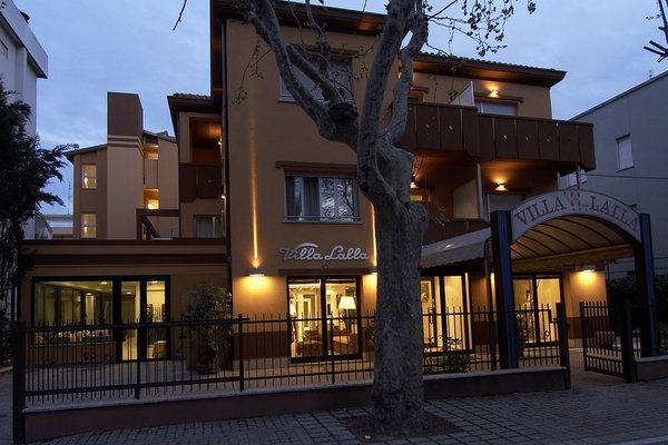 Hotel Villa Lalla - фото 23