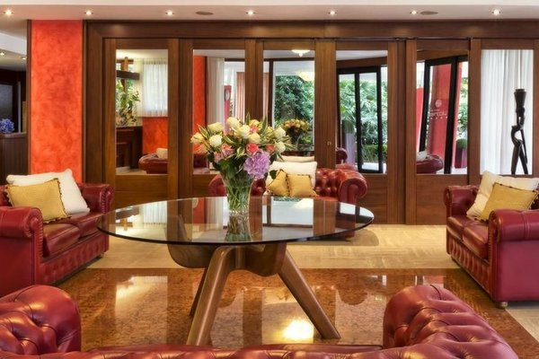 Suite Hotel Parioli - фото 15