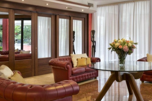 Suite Hotel Parioli - фото 20