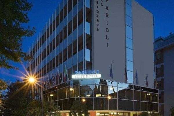 Suite Hotel Parioli - фото 22